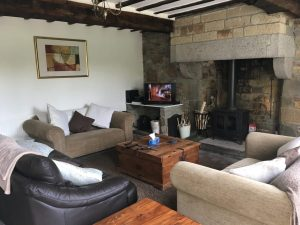 Family Fun Holidays Normandy Self Catering Lettings Living Room 2