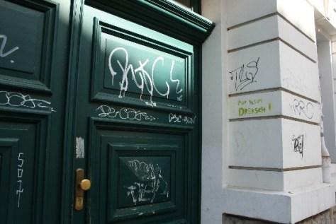 Gentrifizierung? Nicht mit uns! Klares Statement der Neustädter.
