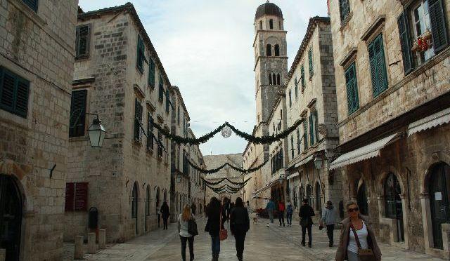 Dubrovnik: für Historiker und kleine Entdecker