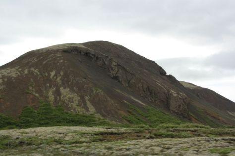 Landschaft, Golden Circle, Island