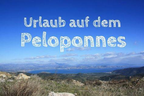 Urlaub auf dem Peloponnes mit Kindern