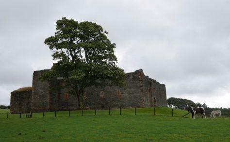 Skipness Castle, Kintyre, Schottland