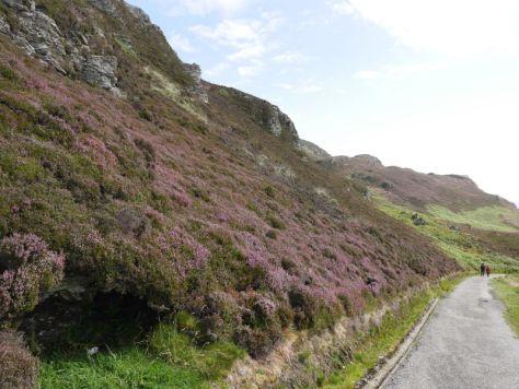Wanderung Mull of Kintyre, Schottland