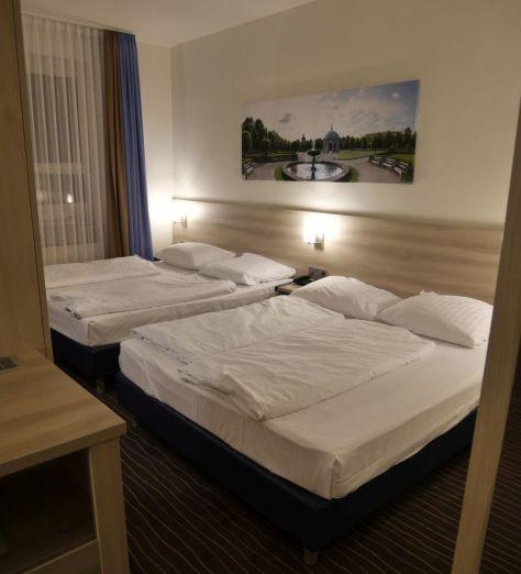 Familienfreundliches Hotel in München, Econtel Hotel München, Familienzimmer
