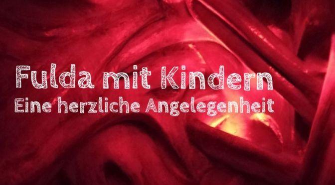 Fulda mit Kindern: Der ideale Zwischenstopp in der Mitte Deutschlands