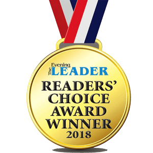 The Evening Leader Readers' Choice Award Winner 2018