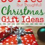 30 Free But Thoughtful Christmas Gift Ideas Family