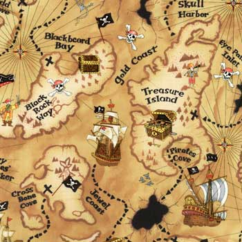 toddler beach chairs skirted dining room pirate map fabric