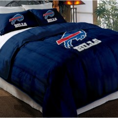 Teen Room Chairs Hanging Chair On Frame Buffalo Bills Nfl Twin Chenille Embroidered Comforter Set With 2 Shams 64