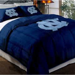 Teen Room Chairs Plastic Bunnings North Carolina Unc Tar Heels College Twin Chenille Embroidered Comforter Set With 2 Shams 64