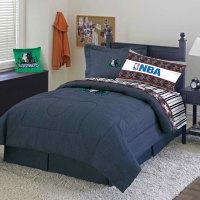 Minnesota Timberwolves Team Denim Queen Comforter / Sheet Set