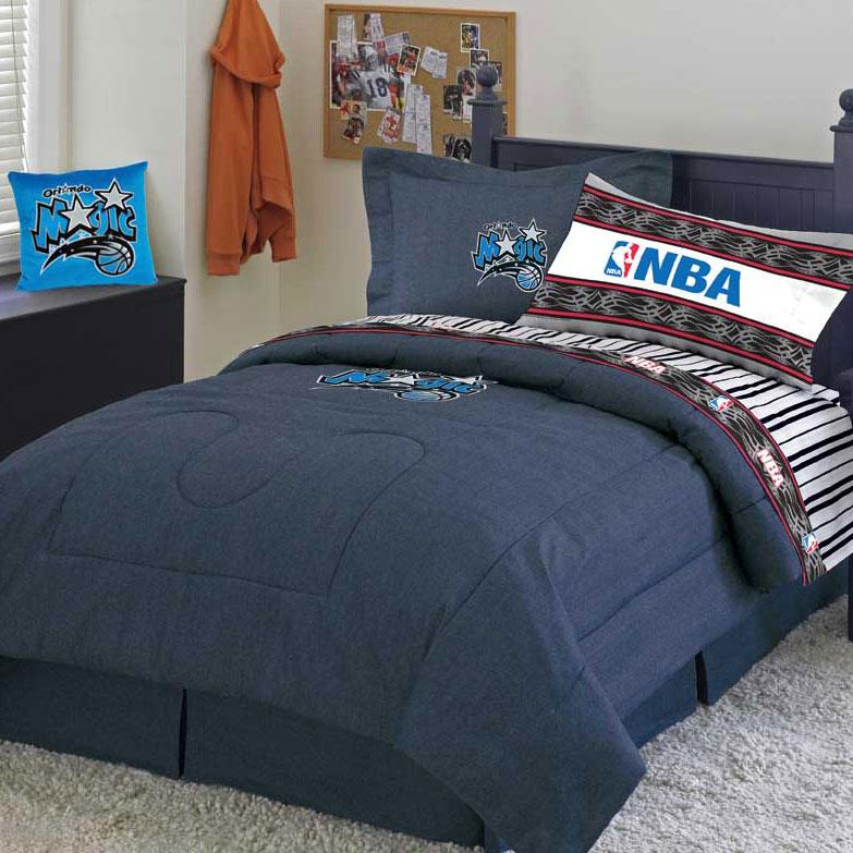 bean bag chairs for teens bedroom chair makeover orlando magic team denim twin comforter / sheet set