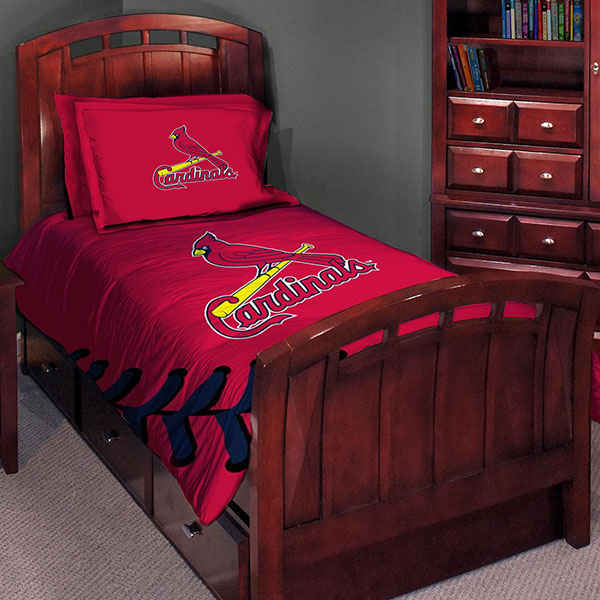teen room chairs glider chair repair parts st. louis cardinals mlb twin comforter set 63