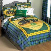 John Deere Queen Comforter