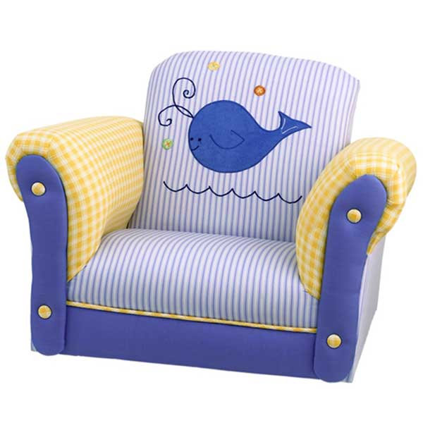 rocking chairs for nursery under 100 tall shower chair whales tales upholstered