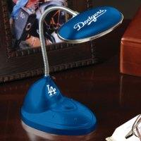Los Angeles Dodgers MLB LED Desk Lamp