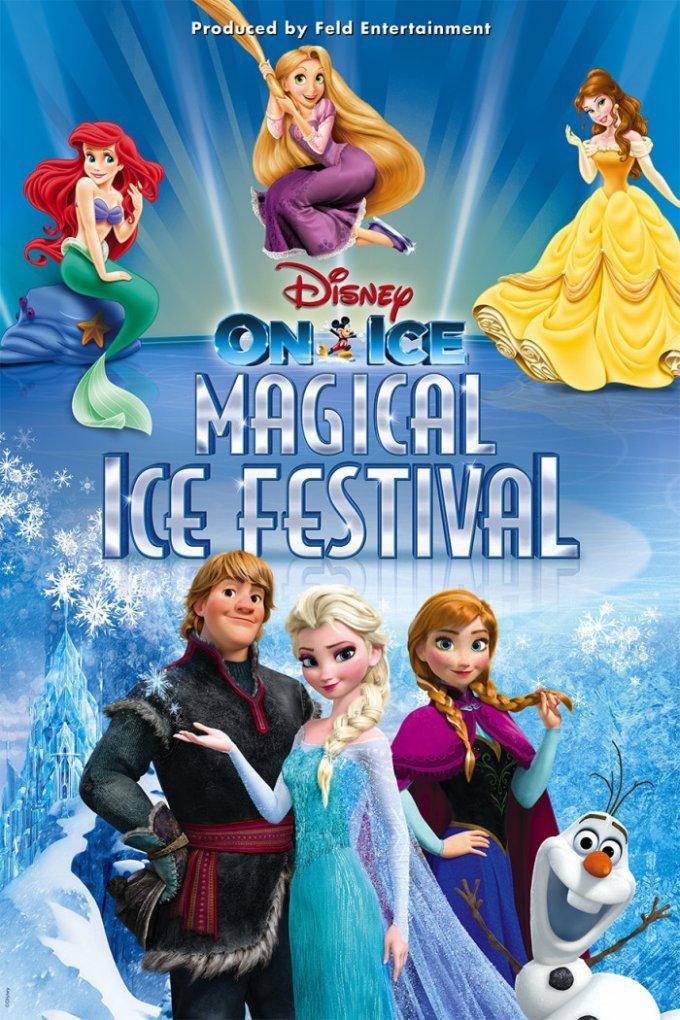 Frozen On Ice Uk Tour Tickets