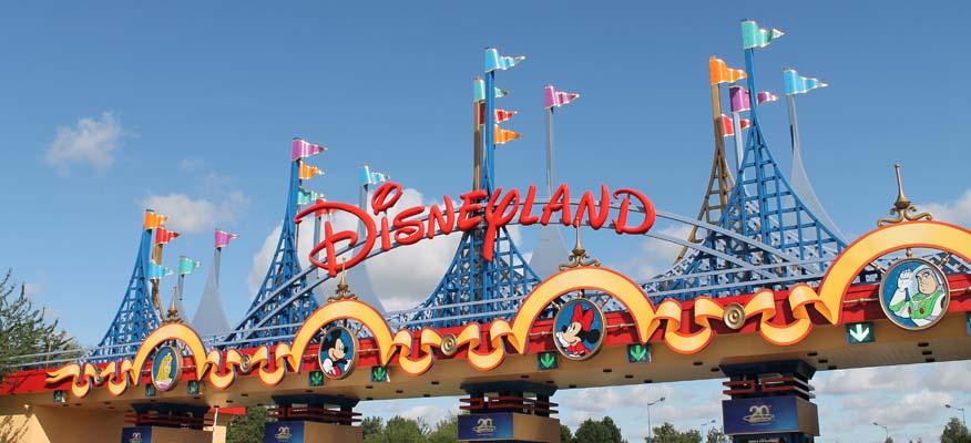 Disneyland Paris - July 2012