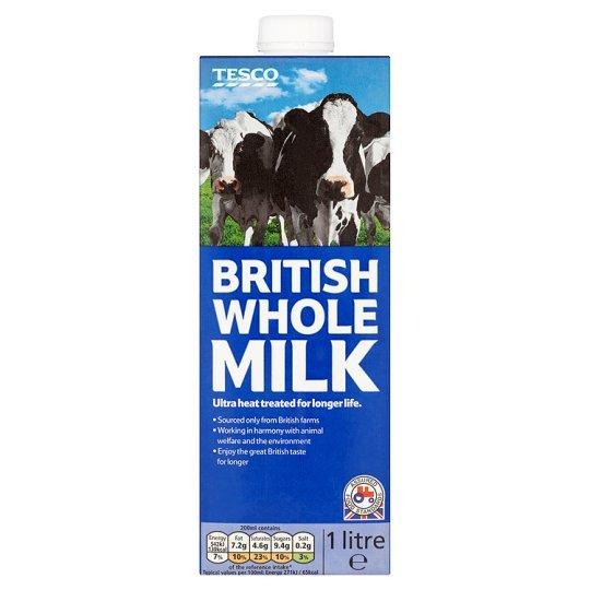longlife milk