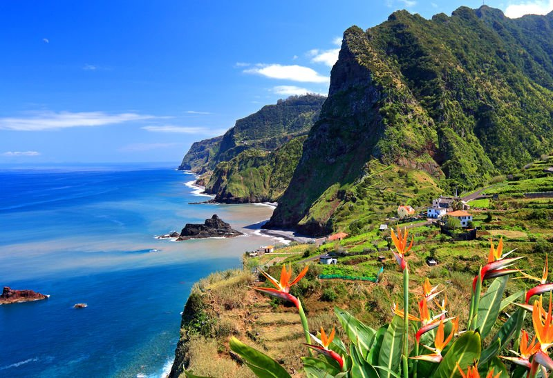 Madeira - 10 Best Winter Sun Holiday Destinations For Families