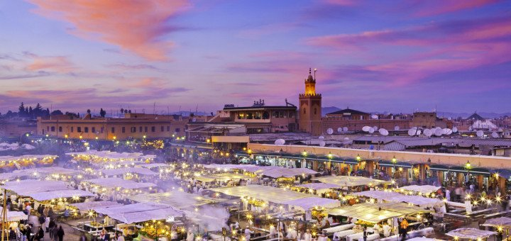 Marrakech - 10 Best Winter Sun Holiday Destinations For Families