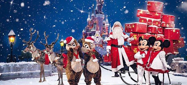 Disneyland Paris Package Deals Including Travel
