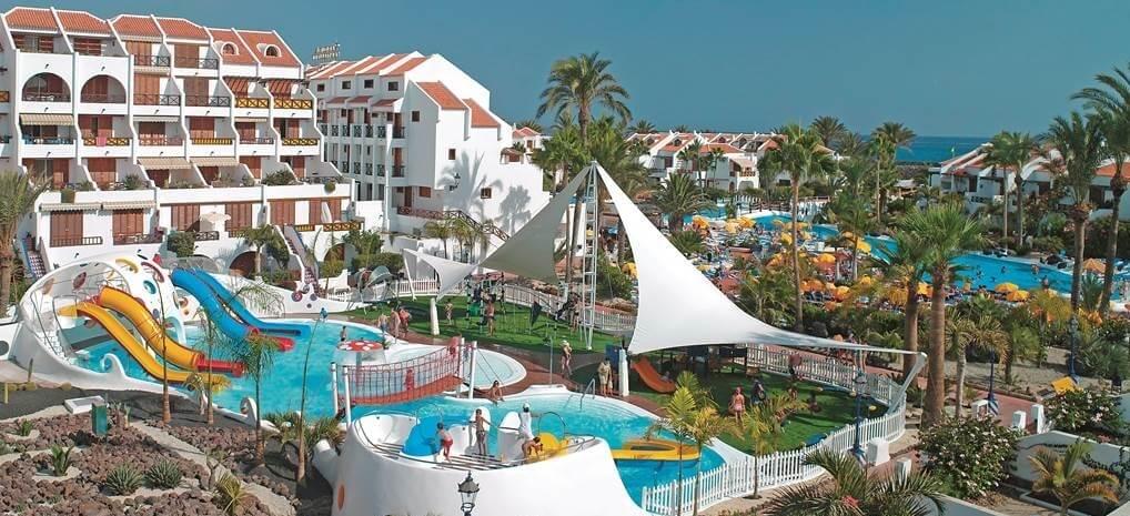 Playa De Las Americas Tenerife Aquapark Hotel 7 Nights Various Family Sizes  Airports Self