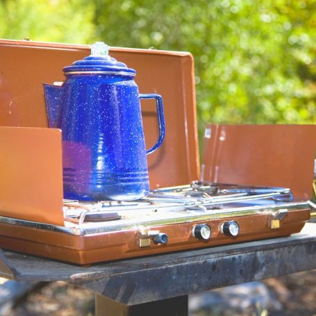 Camping cooking gear camping stove