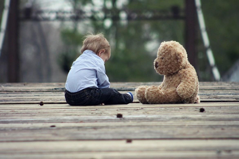 trauma children