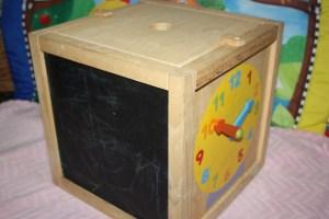 FC Bead Maze Cube 3