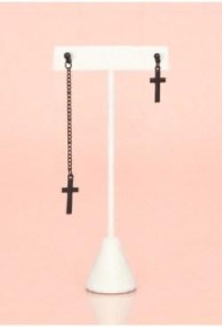 Zofia Cross Earrings