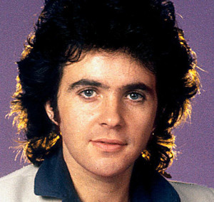 David Essex in the 1970's 70's