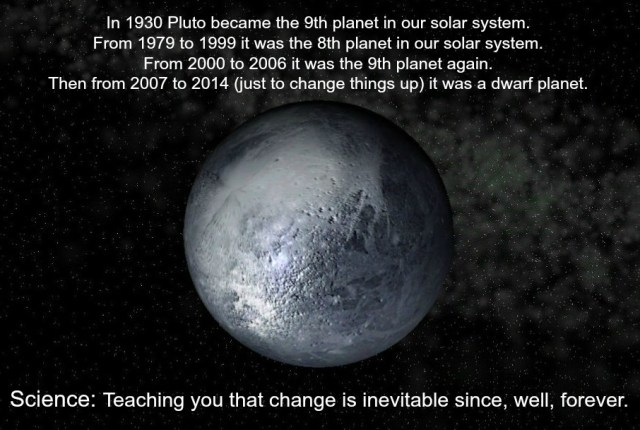 Pluto's Story