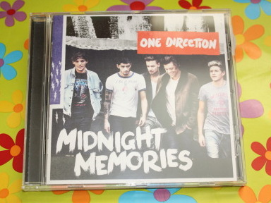 Family Clan Blog One Direction CD Midnight Memories