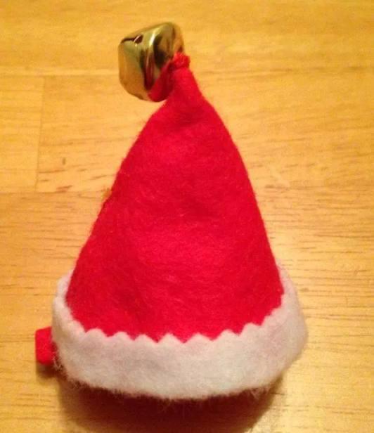 Xmas Hat The Crafty Bug