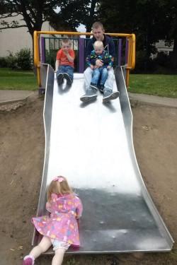 Family Clan Blog Park Time 2