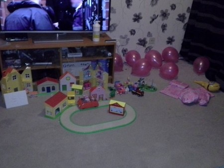 Graces 2nd Birthday Family Clan Blog