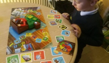 Win Drumond Park's Don't Wake Dad Board Game - Family Clan