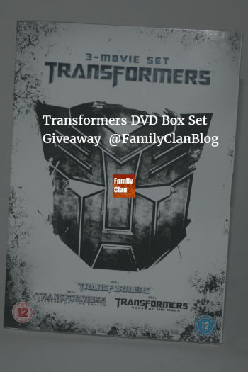Transformers Giveaway Family Clan Blog