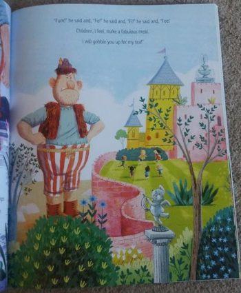 Elli Woollard Book Review Family Clan Blog