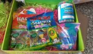 Haribo Frenzy Mini Carnival Box of Fun Family Clan Blog