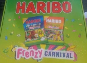 Haribo Carnival Box of Fun Family Clan Blog