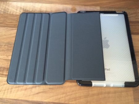 Tech 21 Impact Folio Case for Apple iPad Mini Family Clan Blog (4)