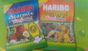 Haribo Frenzy Mini Carnival Box of Fun Family Clan Blog