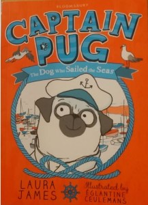 Captain Pug Book Review Family Clan Blog