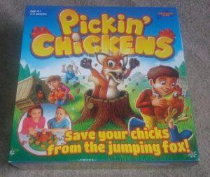 Pickin' Chickens Drumond Park Family Clan Blog