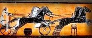 Olympics Olympic Olympians Chariot Race