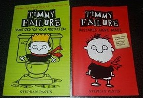 Timmy Failure Books Family Clan Blog