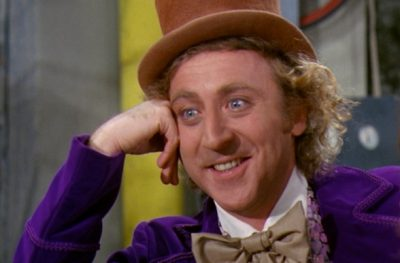 Gene Wilder Willy Wonka