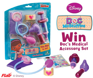 Doc McStuffins Hospital Set
